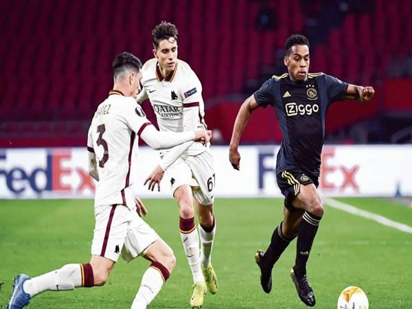 Dự đoán kèo Châu Á AS Roma vs Ajax (2h00 ngày 16/4)
