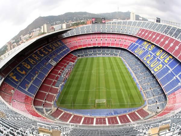 Sân bóng đá đẹp nhất thế giới - Top 6 sân vận động đẹp nhất