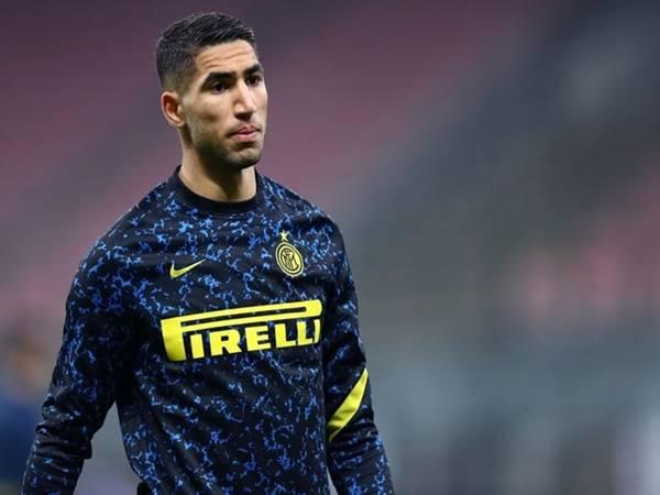 Tiểu sử Achraf Hakimi - Hậu vệ của đội bóng Inter Milan