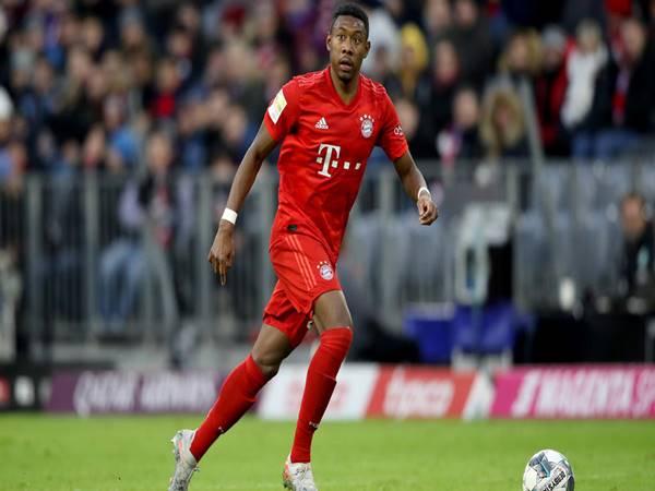 Tiểu sử David Alaba - Ngôi sao của câu lạc bộ Bayern Munich