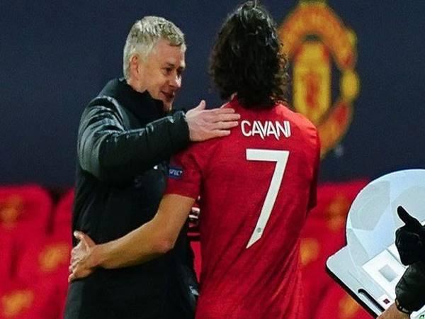 Tin bóng đá 4/5: Lý do Man United không nên giữ chân Cavani