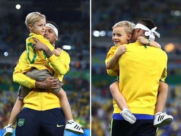 Con trai Neymar là ai – Sự thật ít ai biết về con trai Neymar