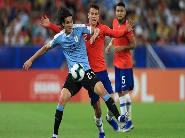 Dự đoán kèo Tài Xỉu Uruguay vs Chile (4h00 ngày 22/6)