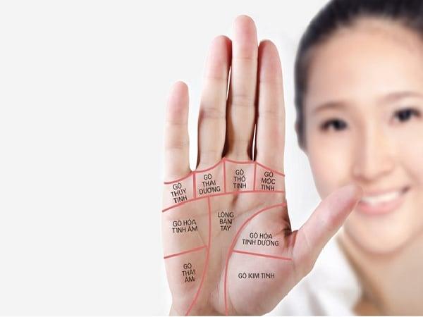 Nốt ruồi trong lòng bàn tay có ý nghĩa gì?