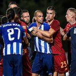 Bóng đá Quốc tế 29/7: Pepe ẩu đả với cầu thủ AS Roma