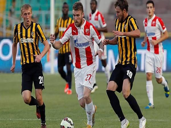 Dự đoán trận đấu Kairat vs Crvena Zvezda (21h00 ngày 21/7)