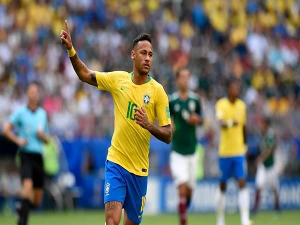 Tiểu sử Neymar - Thông tin về Neymar JR