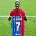 Bóng đá QT 22/9: Barcelona từ chối mua sao Liverpool vì Dembele